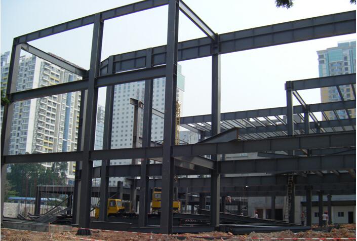 钢结构专业安装